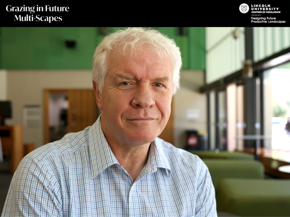 Can we produce high natural value? Conservation & livestock farming co-existing I Prof. Iain Gordon